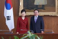 한-몽골 정상회담 통해 경제협력 확대와 북핵 불용·한반도 통일지지 입장 재확인