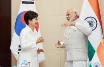 제11차 EAS 정상회의 참석 계기, 한-인도 정상회담 개최