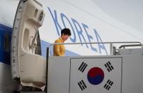 대통령, 제11차 ASEM 정상회의 참석 및 몽골 공식방문 일정을 모두 마치고 서울공항 도착
