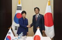 박근혜 대통령, ASEAN 관련 정상회의 참석 계기 한·일 정상회담 개최