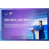 동방경제포럼 및 <br>한-러 정상회담 성과
